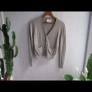 Damaged Philip Lim cardigan sweater 190201011